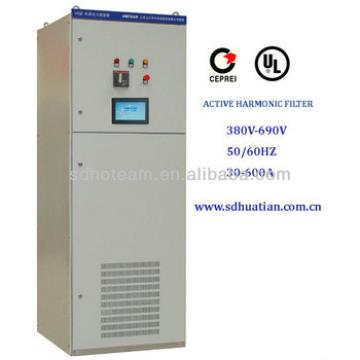 400V active harmonic filter 30A~800A to solve power quality problems
