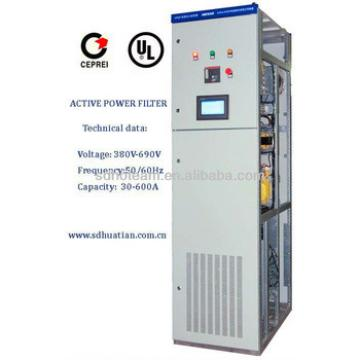 400V active harmonic electric filter 30A~800A