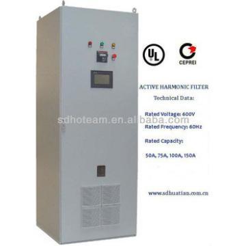 600V 50Hz 200A active harmonic filter