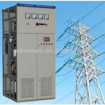 dynamic real-time power factor capacitor bank