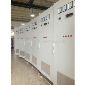 TSVG automatic power factor correction panels with SVG module