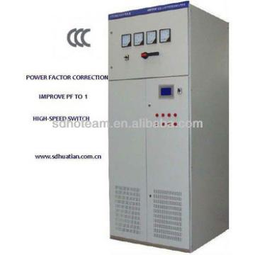 TSVG reactive power compensation capacitor bank-power quality control