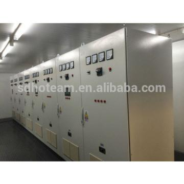 capacitor banks power factor correction-electrical panel