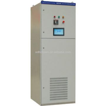 static var generator to improve power factor of electrical motor