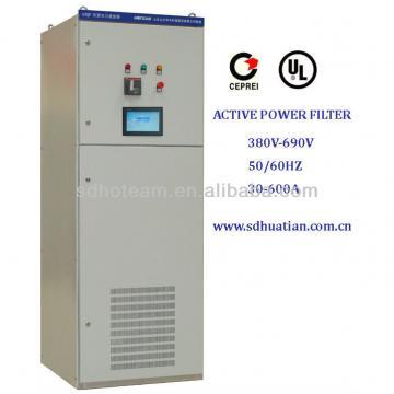 400V 30A-600A active power filter