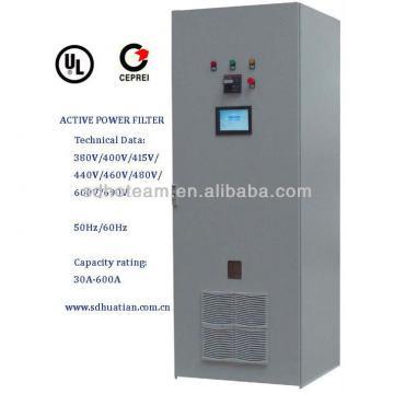 400V 30A-800A active power filter