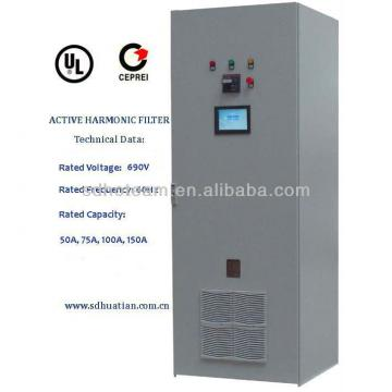 low voltage power quality solution equipment-harmonic protection equipment